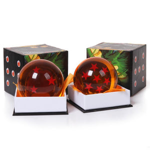 7 CM Dragon Ball Z Cyrstal Ball (Choices from 1-7 stars) - Animeleaf