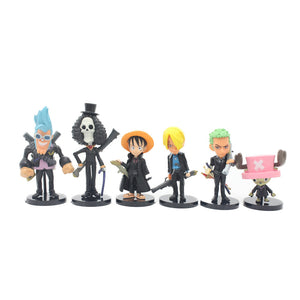One Piece 6 Piece Set - Animeleaf