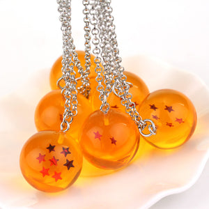 Dragon Ball Necklaces - Animeleaf