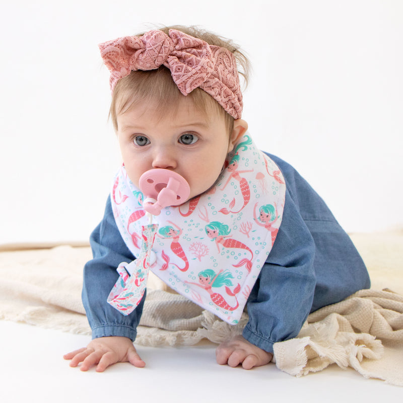 Mermaids - Shop Silicone Feeding Bibs and more Baby Essentials Online