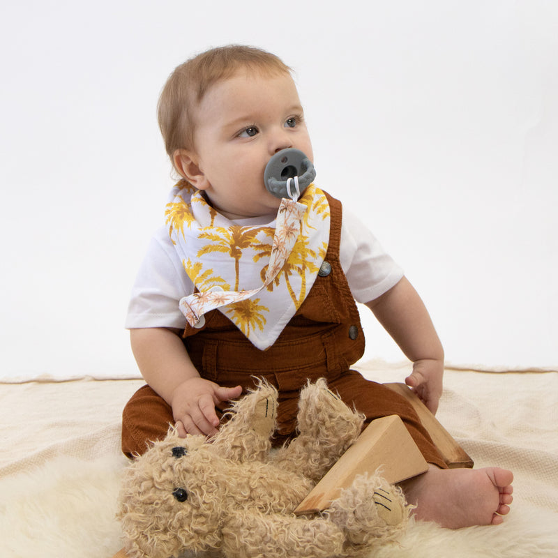 Palm Springs - Shop Silicone Feeding Bibs and more Baby Essentials Online