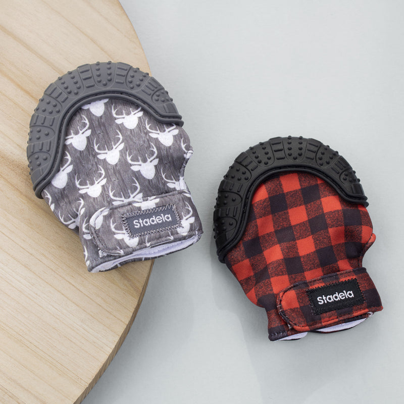 Lumberjack - Shop Silicone Feeding Bibs and more Baby Essentials Online