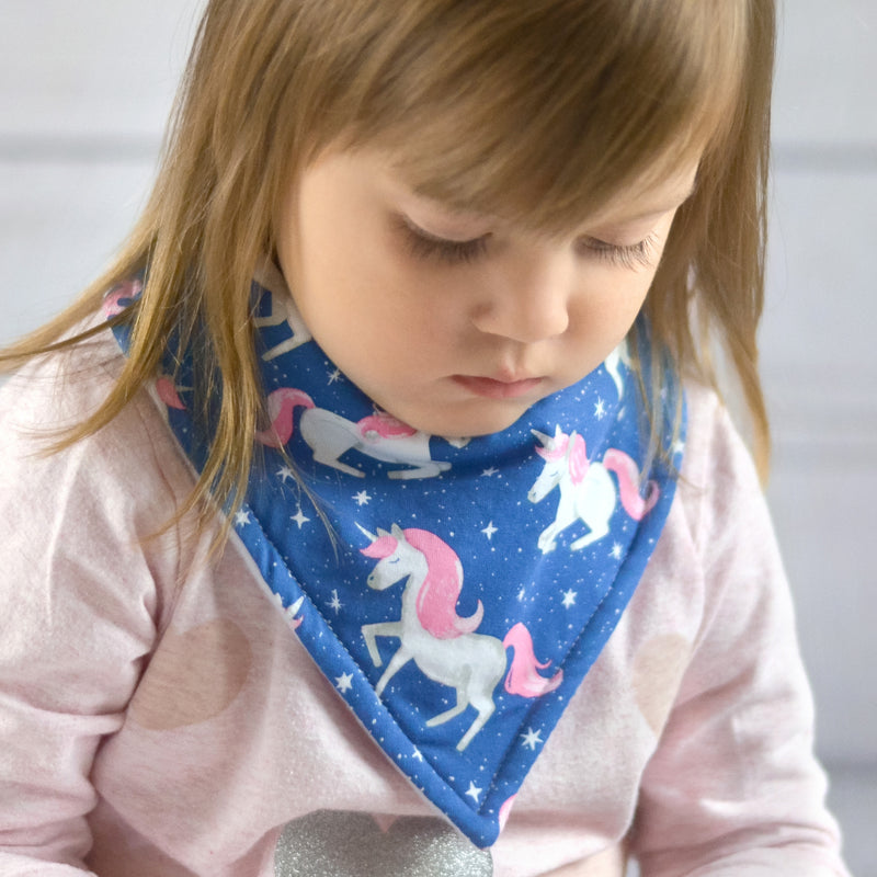 Flowers and Unicorns - Shop Silicone Feeding Bibs and more Baby Essentials Online