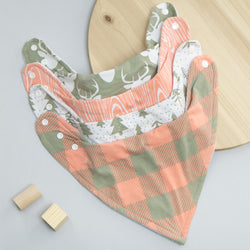Lumberjill - Shop Silicone Feeding Bibs and more Baby Essentials Online