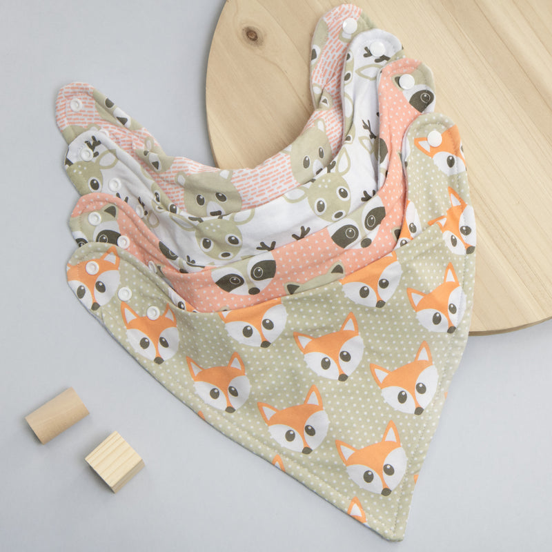 Woodland Adventure - Shop Silicone Feeding Bibs and more Baby Essentials Online
