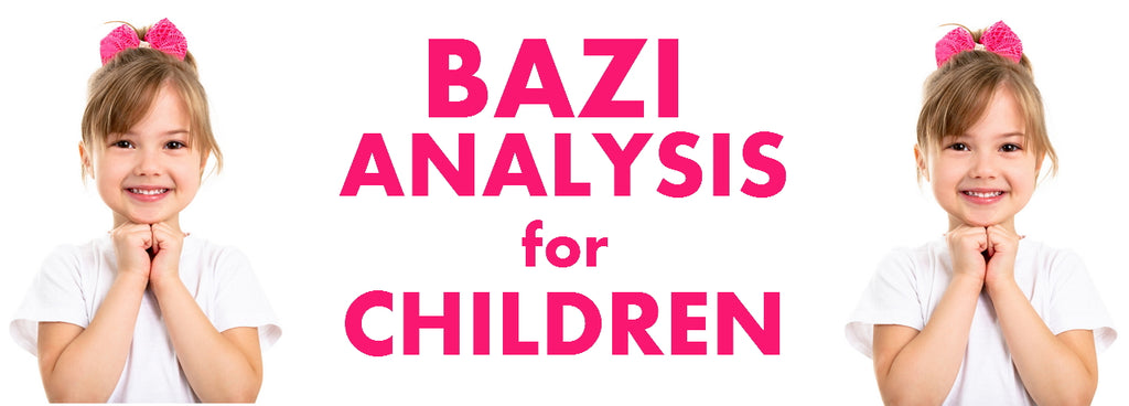 Bazi Analysis Children