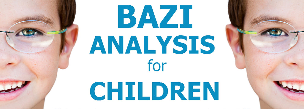 Bazi Analysis for Children