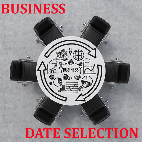 Date Selection for Business