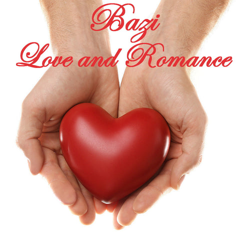 Bazi Love and Romance Analysis