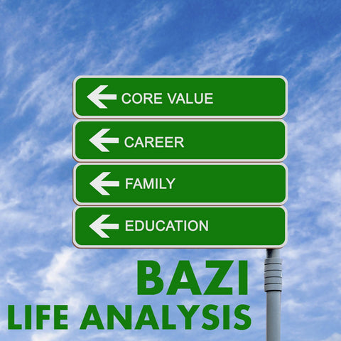 Bazi Life Analysis (Basic)