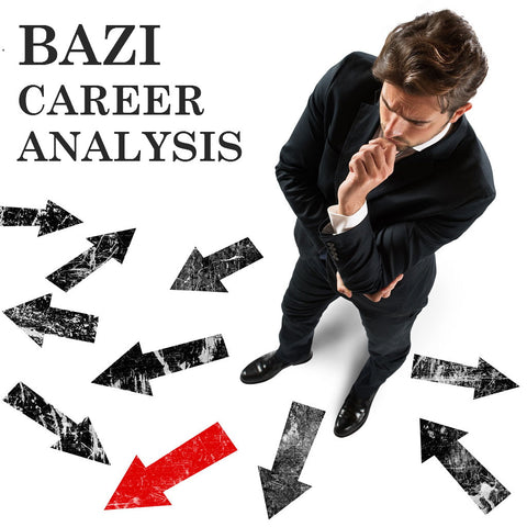 Bazi Career Analysis
