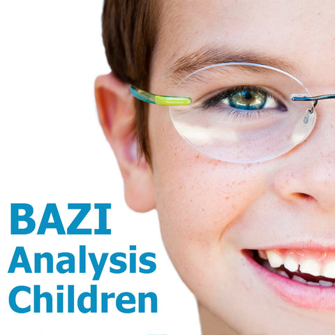 Children Bazi Analysis (Basic)