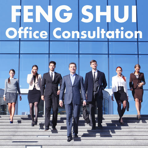 Online Office Feng Shui Consultation