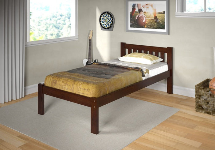 Donco Kids Twin Mission Bed 1510-TCP