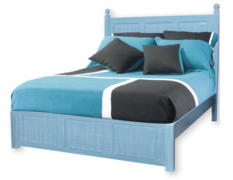 Chelsea Home Palmetto Beach Queen BED - 771010-50QN-Panel Beds-HipBeds.com