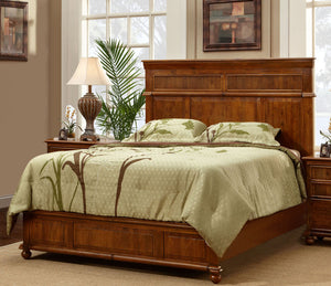 Chelsea Home Savannah Queen BED - 773000-50QN-Panel Beds-HipBeds.com