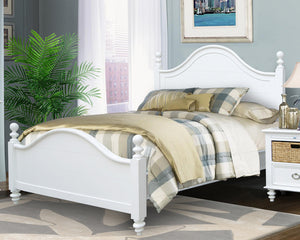 Chelsea Home Amalie King BED - 774000-66KG-Panel Beds-HipBeds.com