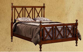 Chelsea Home Cape Cod King BED - 775000X-66KG-Panel Beds-HipBeds.com