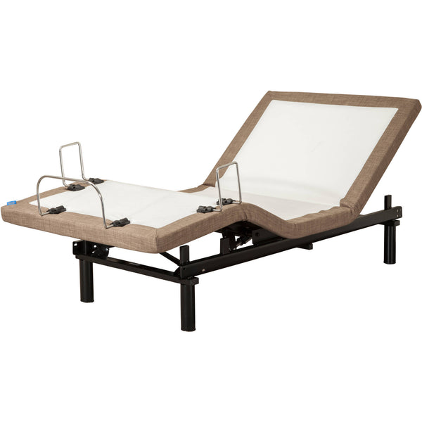 Blissful Nights M 2000 Adjustable Bed Base In Brown