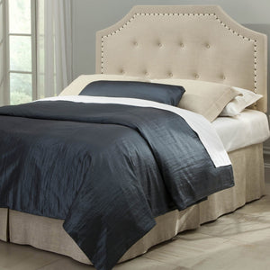 Leggett & Platt Avignon Upholstered Adjustable Headboard, Full / Queen-Headboards & Footboards-HipBeds.com