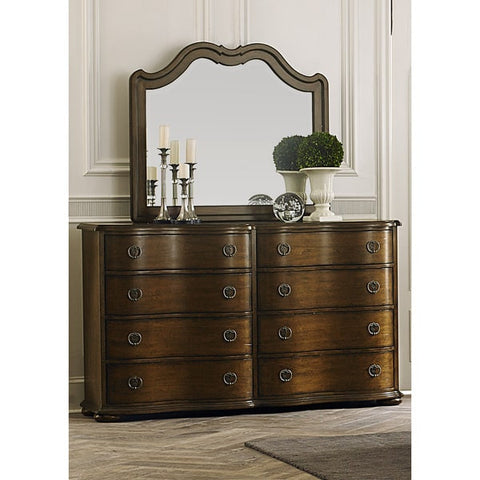 Liberty Furniture Cotsworld Serpentine Shaped 8-Drawer Dresser - 545-BR31-Dressers-HipBeds.com