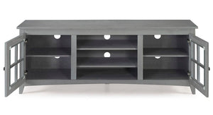 "Camaflexi Console Table - Florence 60"" TV Stand - MC1567-Console Tables-HipBeds.com"