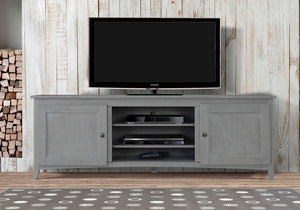 "Camaflexi Console Table - Cambria 70"" TV Stand - MC1177-Console Tables-HipBeds.com"