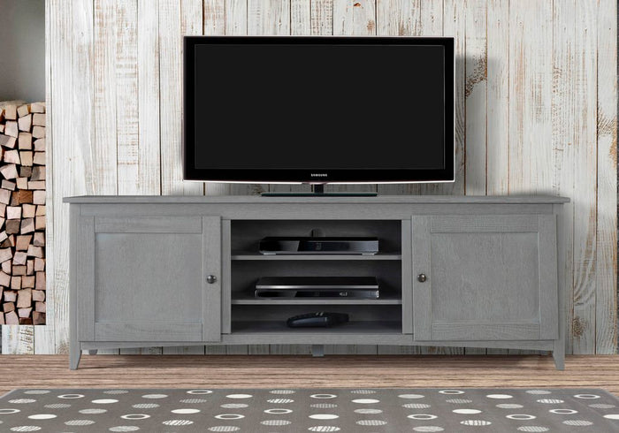 "Camaflexi Console Table - Cambria 70"" TV Stand - MC1177"