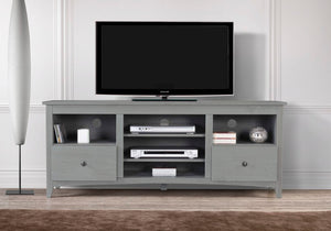 "Camaflexi Console Table - Heather 60"" TV Stand - MC1767-Console Tables-HipBeds.com"