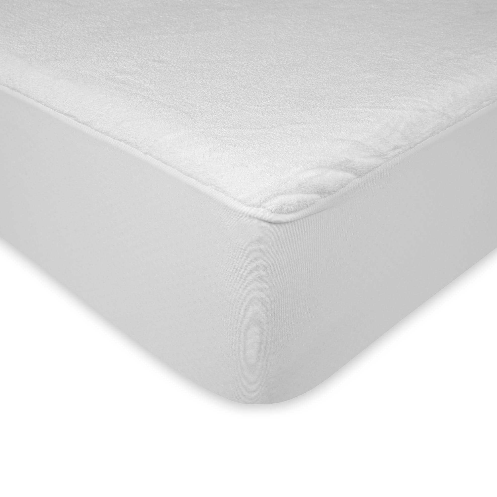 size mattress king protector to tencel clevamama crib waterproof from