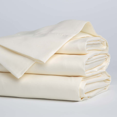 Sleep Plush + Beige 4-Piece Microfiber 500g Bed Sheet Set Wrinkle Free, Full XL - 2