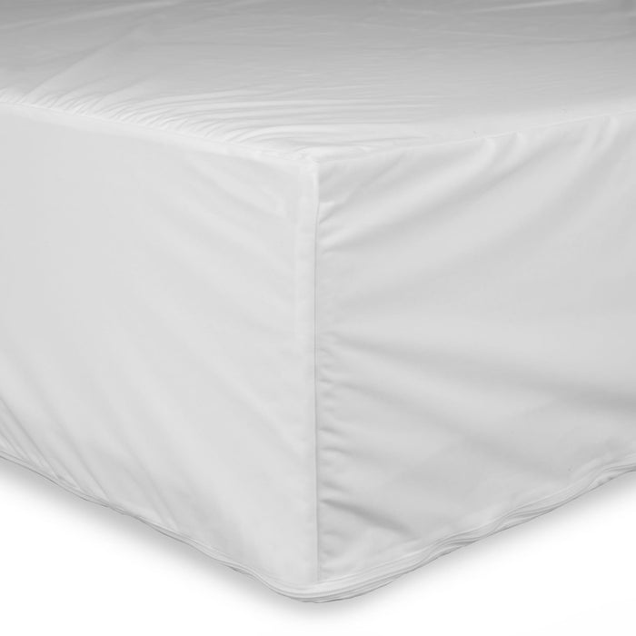 Sleep Calm 9-Inch Mattress Encasement w/ Stain & Bed Bug Defense, Queen