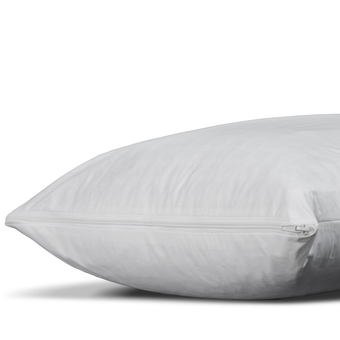 Sleep Calm Pillow Encasement w/ Stain & Dust Mite Defense, King / California King