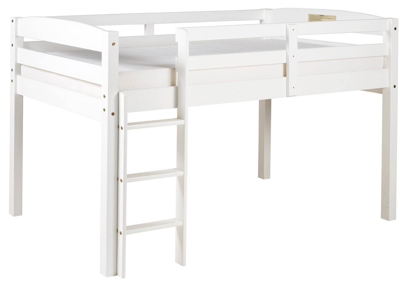 Picture of: Camaflexi Bunk Bed Mission Headboard Angle Ladder Hipbeds Com