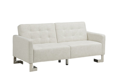 Casabianca SPEZIA Beige Fabric Sofa Bed - TC-5518-BG-Sofa Beds-HipBeds.com