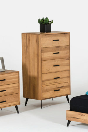 VIG Furniture Nova Domus Alan Modern Drift Oak Chest