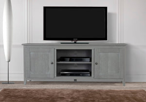 "Camaflexi Console Table - Cambria 60"" TV Stand - MC1167-Console Tables-HipBeds.com"