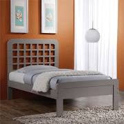ACME Lyford Full Bed Gray - 25373F-Panel Beds-HipBeds.com