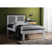 ACME Brooklet Full Bed White & Black - 25453F