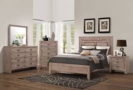 ACME Ireton Eastern King Bed Caramel - 26027EK-Panel Beds-HipBeds.com