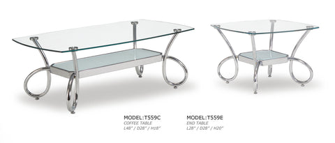 Global Furniture Coffee Table-Tables-HipBeds.com