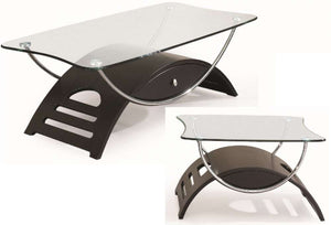 Global Furniture Coffee Table In Wenge-Tables-HipBeds.com