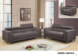 Global Furniture Sofa Depalma Beluga-Sofas-HipBeds.com