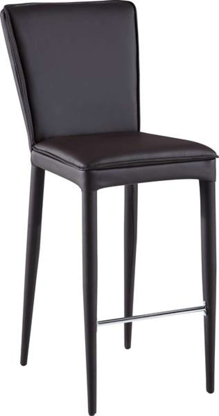 Global Furniture Bar Stool Brown Pu (Dh008)