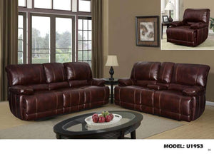 Global Furniture Reclining Loveseat Dtp669-1-Sofas-HipBeds.com