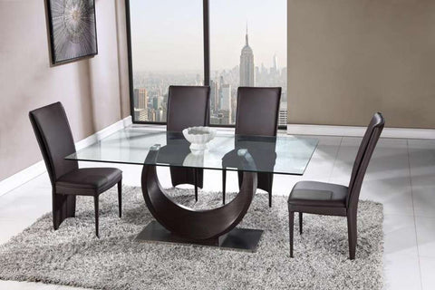 Global Furniture Dining Table Weng-Dining Tables-HipBeds.com