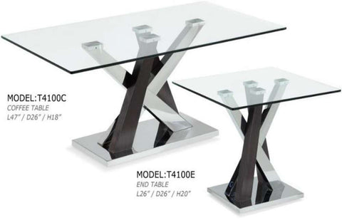 Global Furniture Coffee Table Wenge-Tables-HipBeds.com