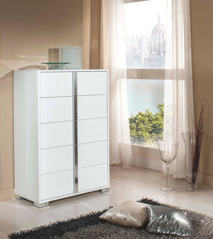 VIG Furniture Modrest San Marino Modern White Chest