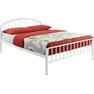 ACME Cailyn Twin Bed White - 30460T-WH-Platform Beds-HipBeds.com