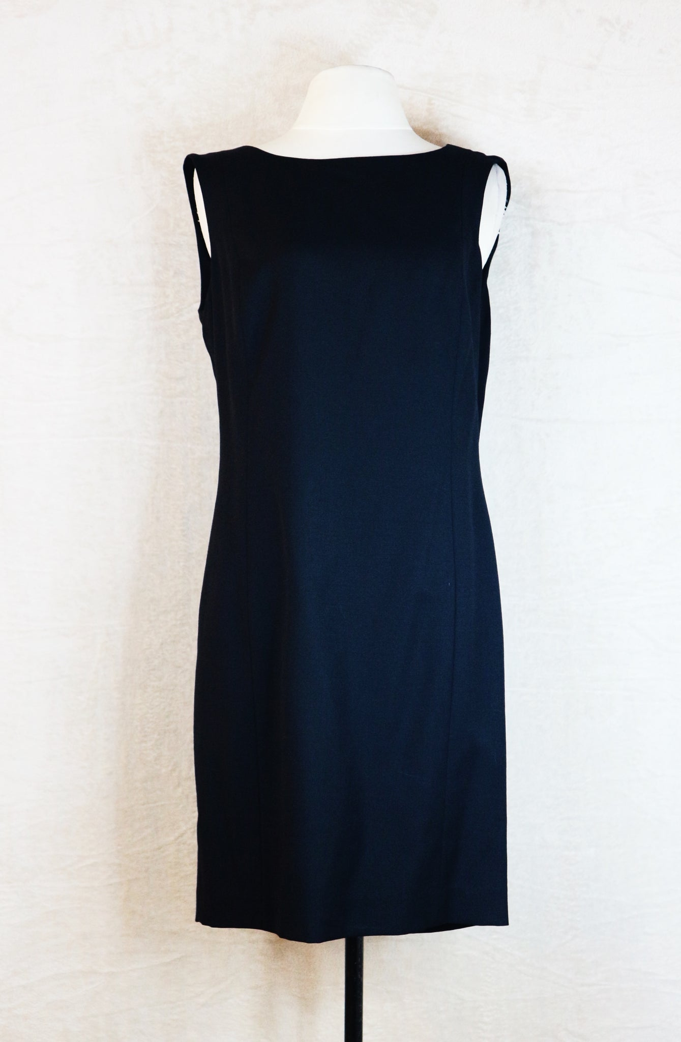 Ports Black Shift Dress